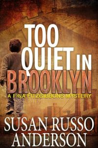 Too Quiet in Brooklyn is available Friday, Dec 20. Today!
