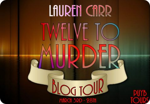 Find out all there is to know about Lauren Carr and Mac Faraday's latest case in the Twelve to Murder Virtual Book Tour. Click on the Tour Banner for the tour schedule.