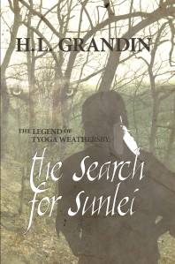 The Search for Sunlei is Book II in The Legend of Tyoga Weathersby series, written by H.L. Grandin