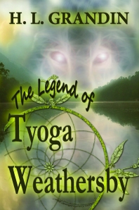 H.L. Grandin's debut novel, The Legend of Tyoga Weathersby, has been a critical success with reviewers and readers. Yet, it is only the beginning. (click on cover to download on Amazon)