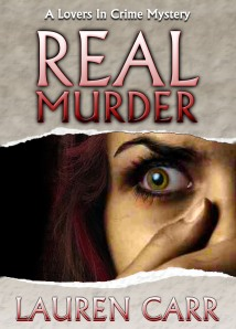 The second installment in the Lovers in Crime Mysteries, REAL MURDER, was released this week and is available now on Amazon! Click on book cover to download now. Print will be available June 1st.